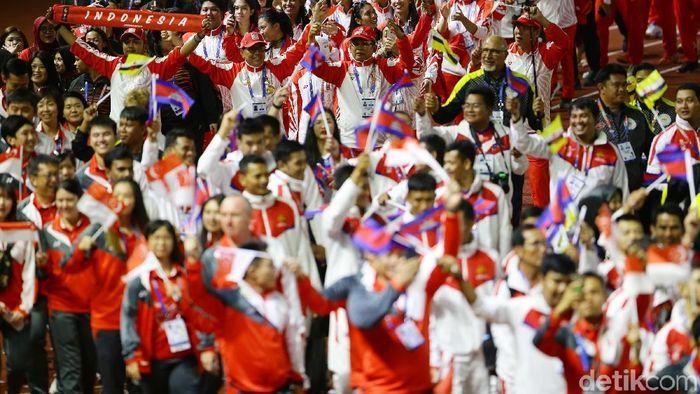 Indonesia banyak kehilangan kesempatan di renang dan atletik pada SEA Games 2019. (Foto: Grandyos Zafna)