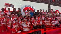 Kemenpora: Peraih Medali Emas SEA Games Berpeluang Jadi PNS