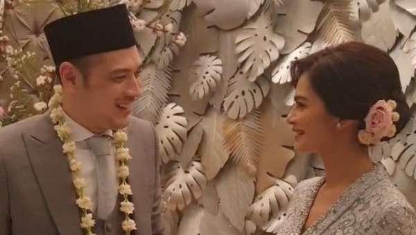 Senyum Cut Tari Menikah dengan Richard Kevin, Ini Fotonya