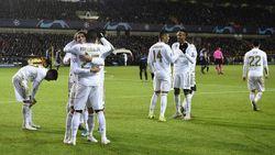 Club Brugge Vs Real Madrid: Los Blancos Menang 3-1