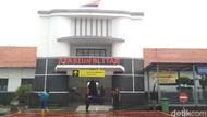 Stasiun Blitar Kembali Operasikan KA Brantas Menuju Jakarta
