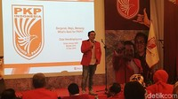 Diaz Hendropriyono di Hadapan Kader: Kursi PSI Dikali 2, Masih Besaran PKPI