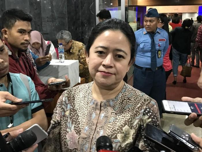 Puan Maharani, Ketua DPR Puan Maharani, PDIP