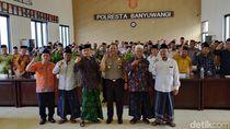 Ormas Keagamaan Siap Kawal Pengamanan Natal dan Tahun Baru di Banyuwangi