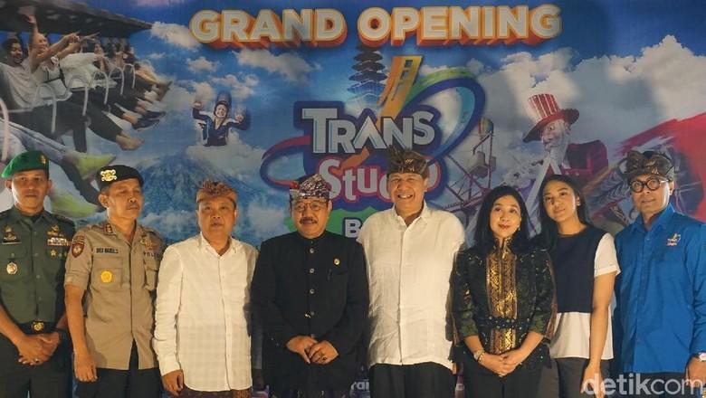 Trans Studio Bali dibuka. (Foto: Wahyu Setyo Widodo/detikcom)Trans Studio Bali dibuka. (Foto: Wahyu Setyo Widodo/detikcom)