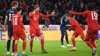 Bayern Vs Tottenham: Die Roten Sempurna di Fase Grup