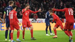Gebuk Tottenham, Die Roten Melenggang Sempurna ke Fase Gugur