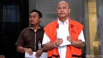 KPK Gelar Rekonstruksi Kasus Suap Wali Kota Medan Nonaktif Dzulmi Eldin