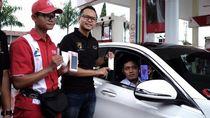 Layanan Jemput Bola Pertamina Hadir di Sukabumi