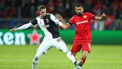 Leverkusen Vs Juventus Masih Tanpa Gol di Babak Pertama