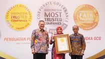 BRI Agro Raih Penghargaan Indonesia Trusted Companies Awards 2019