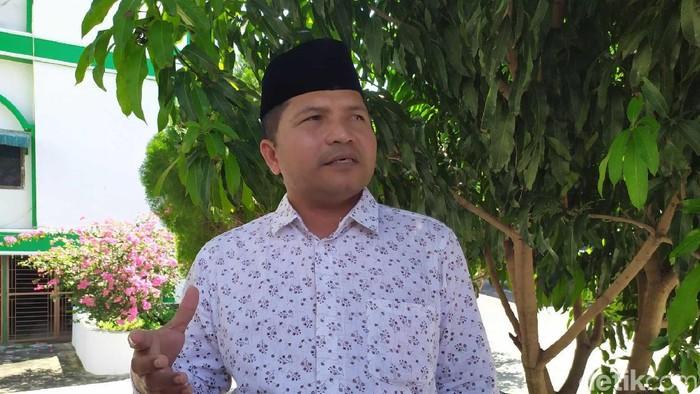 Foto: Wakil Ketua MPU Teungku Faisal Ali (Agus Setyadi/detikcom)
