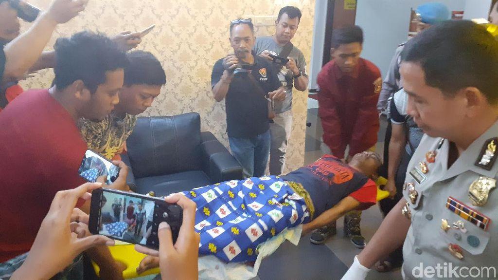 Tinggal Satu Tahanan Kabur Polresta Malang Kota yang Belum Ditangkap