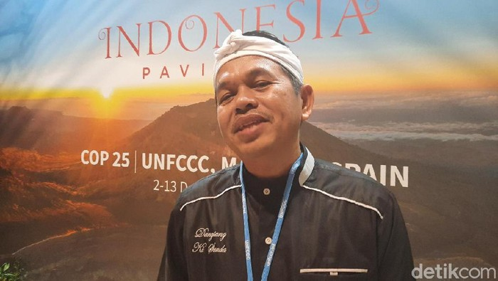 Anggota Komisi IV DPR RI Dedi Mulyadi