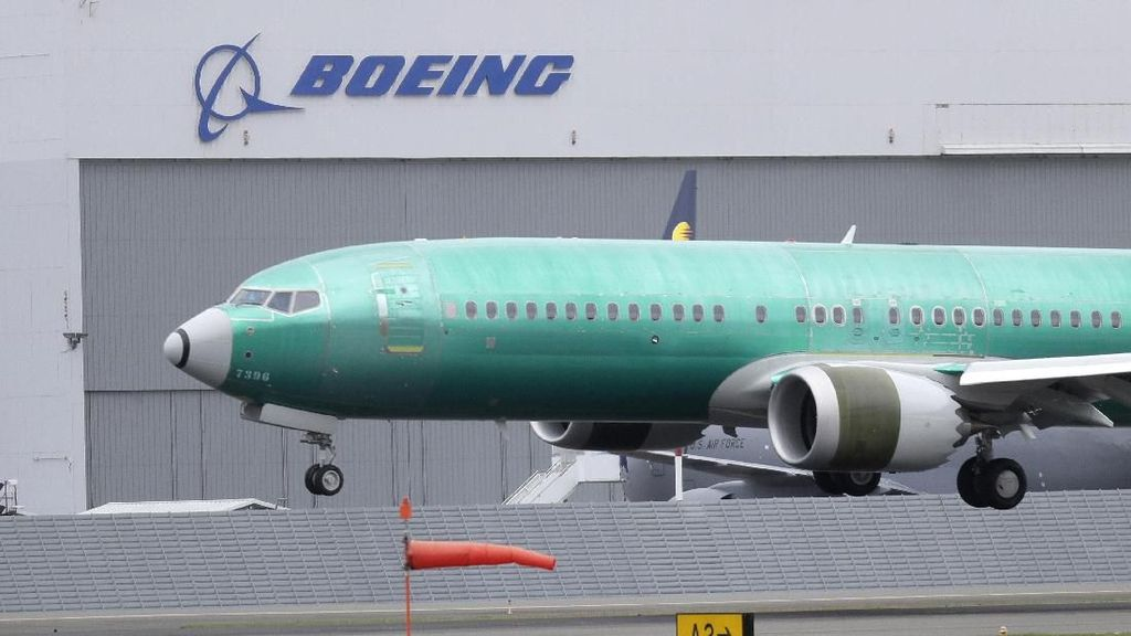 China Pelajari Sertifikasi Ulang Boeing 737 MAX