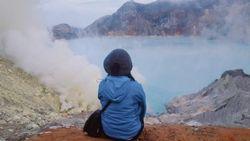 Potret Kawah Ijen, Si Biru yang Jelita di Timur Pulau Jawa