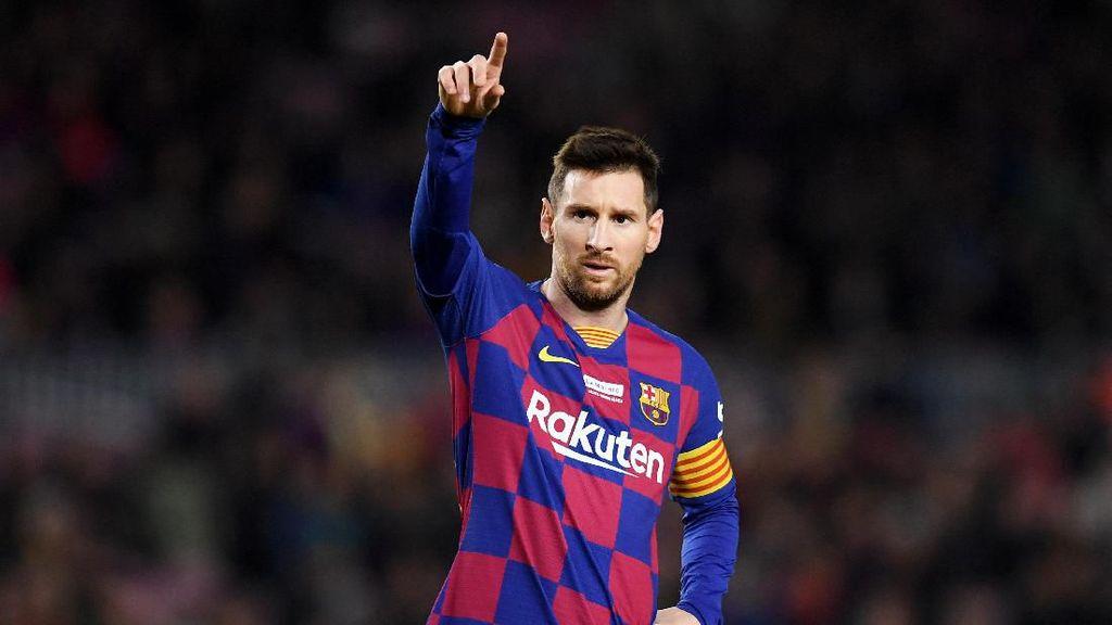 Bahkan Valverde, Tak tahu cara Menghentikan Messi