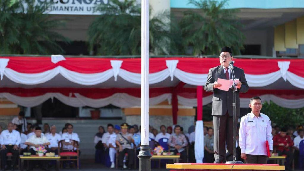 Kontribusi Kawasan Transmigrasi Hidupkan Perekonomian Kalimantan