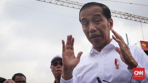 Jokowi pastikan bonus SEA Games 2019 naik. (