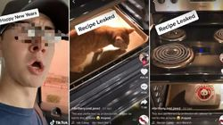 Unggah Video Kucing Dimasukkan ke Microwave di Tik Tok, Pria Ini Dihujat Netizen