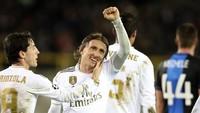 Madrid Berpeluang Ketemu Liverpool, Modric: Tak Masalah, Kok