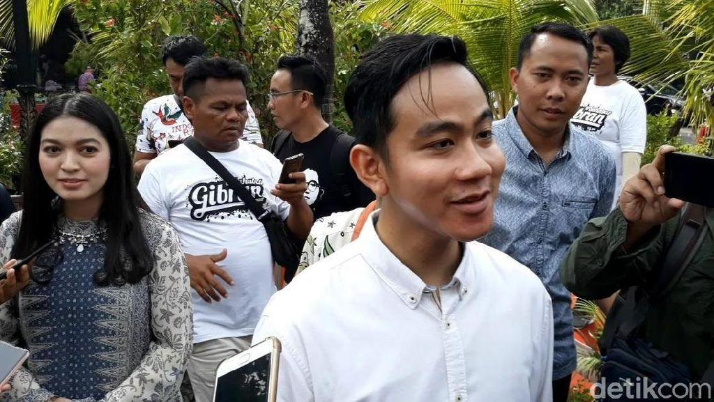 Gurita Bisnis Gibran, Putra Jokowi yang Bertarung di Pilwalkot Solo