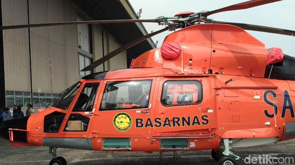 Helikopter Made In Bandung Siap Dikirim ke Basarnas