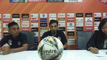 Semen Padang Yakin Tetap Bertahan di Liga 1
