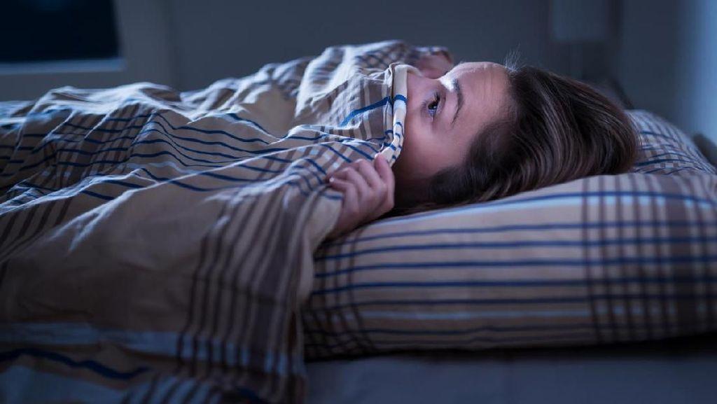 4 Gangguan Kesehatan yang Bisa Bikin Kamu Mimpi Buruk
