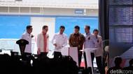 Lepas Ekspor 6.000 Mobil, Jokowi: Neraca Dagang Bisa Surplus