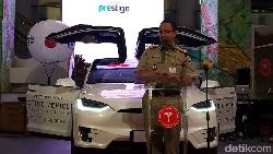 Pejalan Kaki, Kendaraan Bebas Emisi, dan Angkutan Umum Jadi Prioritas DKI Jakarta