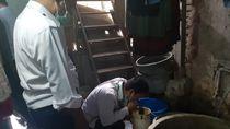 Polisi Cek Aduan Warga Dekat SPBU Rappocini Makassar soal Air Bau Bensin