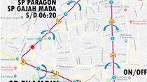 Gelar Semarang 10K 2019, Pemkot Tutup Sementara Beberapa Ruas Jalan