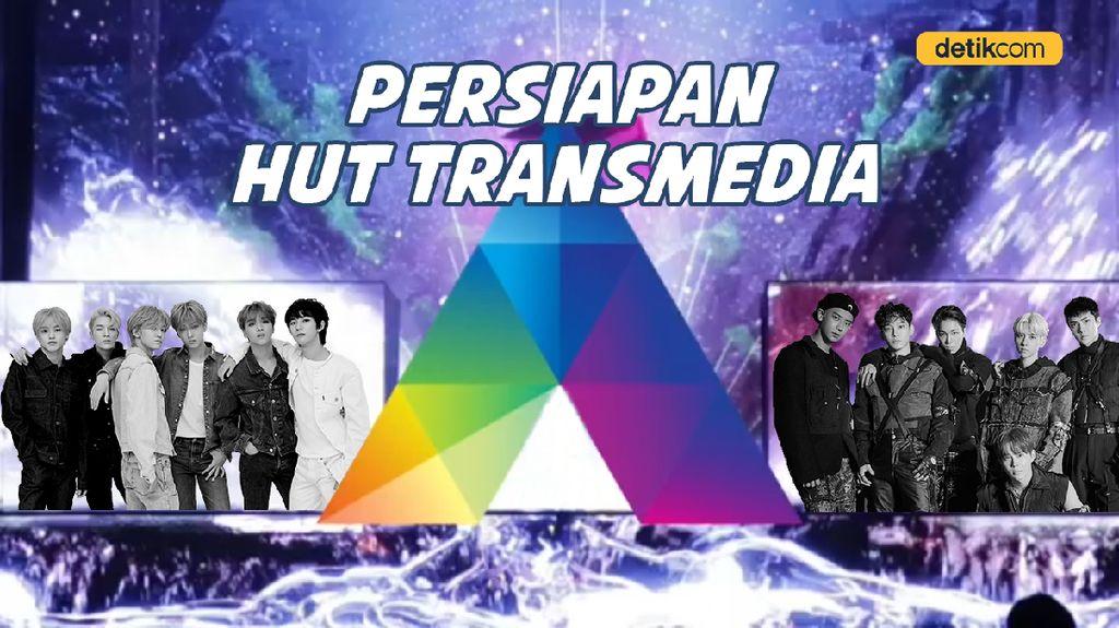 Ktalk Ep 17: Persiapan Sambut EXO dan NCT di HUT Transmedia