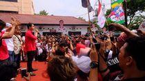 Cerita di Balik Panggung Karpet Merah Gibran di Kantor PDIP Jateng