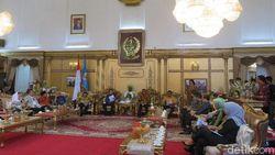 Banggar DPR RI Temui Gubernur Sulsel, Cek Implementasi Dana Desa