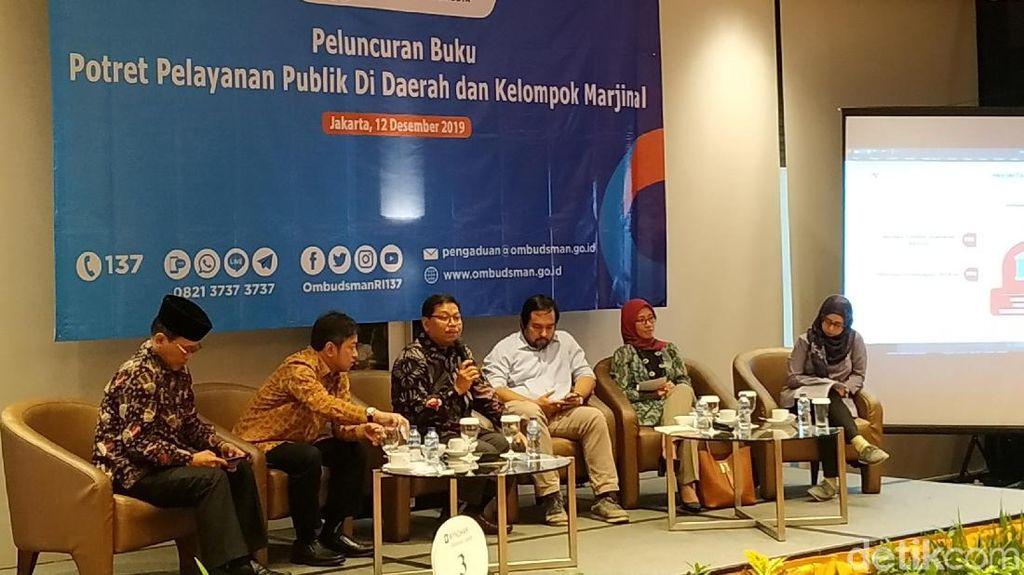 Ombudsman: Perlu Standar Minimal Layanan Publik Daerah-Kelompok Marjinal