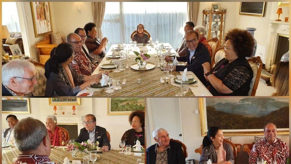 Gudeg dan Gado-gado Jadi Alat Diplomasi di Tanah Maori