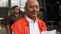 Wali Kota Non Aktif Medan Dzulmi Eldin Diperiksa KPK