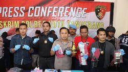 Ratusan Kali Beraksi, Komplotan Pencuri Motor di Tangerang Ditangkap Polisi