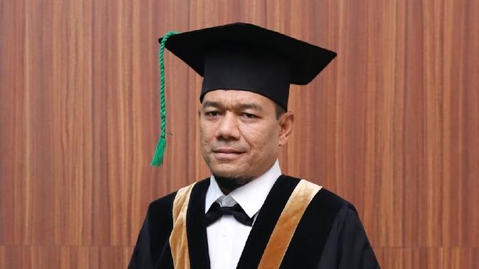 Foto: Prof Syaukani (dok. Unsyiah)