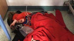 Foto Pasien Anak Terbaring di Lantai Rumah Sakit Gemparkan Publik Inggris