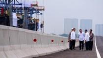 Jokowi Sebut Tol Japek Bisa Kurangi Kemacetan 30 Persen