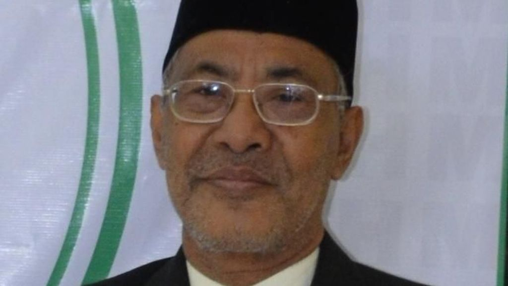 Ketua MPU Aceh Prof Muslim Ibrahim Meninggal Dunia