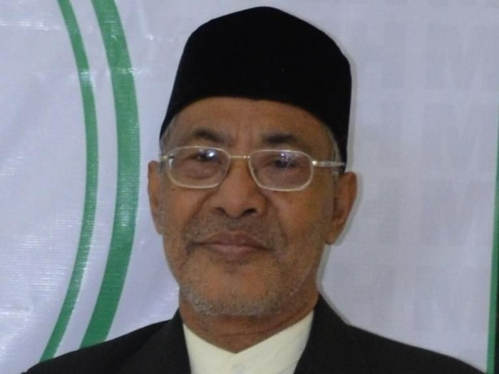 Foto: DOK MPU Aceh/Ketua MPU Aceh Prof Muslim Ibrahim