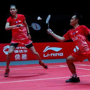 Hafiz/Gloria Tumbang, Indonesia Tanpa Gelar di Thailand Masters 2020