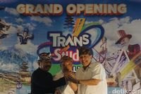 Trans Studio Bali Resmi Dibuka!