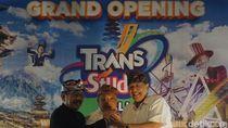 Trans Studio Bali Sudah Buka, Ini Harga Tiket dan Wahananya