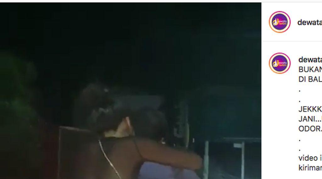 Warga Bali Sayangkan Insiden Pasangan Ciuman di Lampu Merah