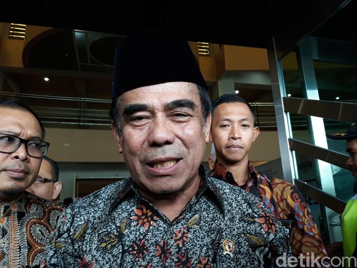 Fachrul Razi (Foto: Pradito Rida Pertana/detikcom)